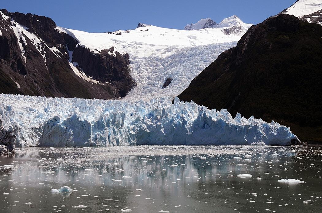 Alberto Barbera - I ghiaccia dal canale di Beagle